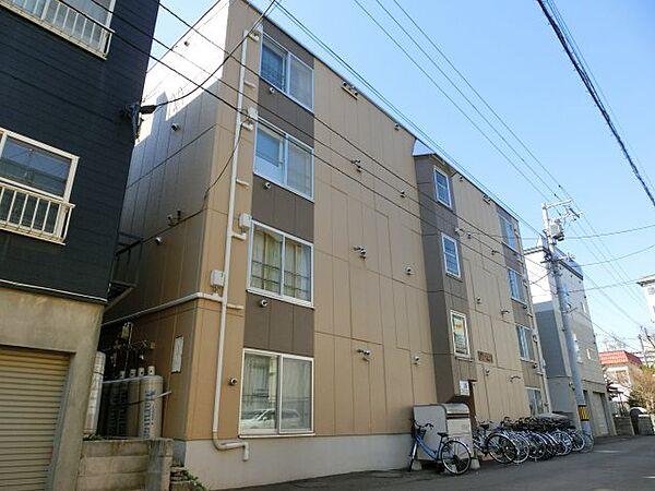 チェスタ麻生 4階の賃貸【北海道 / 札幌市北区】