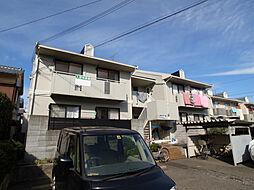 兵庫県姫路市城北新町2丁目の賃貸アパートの外観