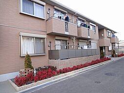 大阪府藤井寺市小山1丁目の賃貸アパートの外観