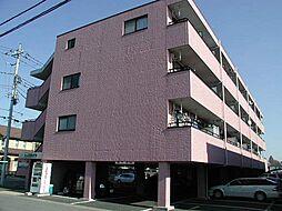 栃木県宇都宮市元今泉7丁目の賃貸マンションの外観