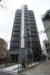 プレサンス大阪福島レシェンテ[4階]の外観