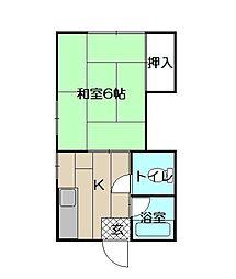 香春口三萩野駅 2.0万円