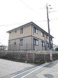 広島県東広島市八本松町飯田8丁目の賃貸アパートの外観