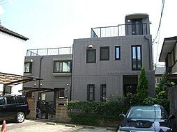 東京都目黒区八雲2丁目の賃貸マンションの外観