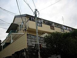 マザーグース[2階]の外観