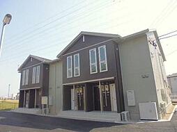 愛知県碧南市道場山町2丁目の賃貸アパートの外観