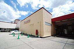愛知県名古屋市千種区西山元町3丁目の賃貸マンションの外観