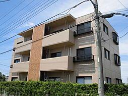 埼玉県熊谷市久下2丁目の賃貸アパートの外観