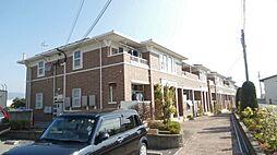 和歌山県岩出市西国分の賃貸アパートの外観