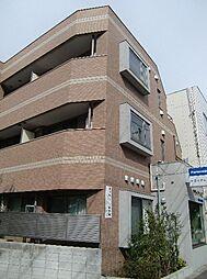 東京都世田谷区代沢3丁目の賃貸マンションの外観