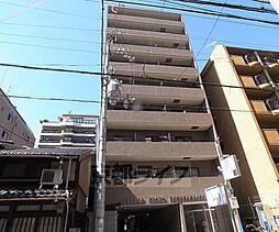 京都府京都市下京区富小路通松原下ル本上神明町の賃貸マンションの外観
