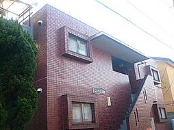 コーポ弘文館[101号室]の外観