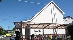 [テラスハウス] 福岡県久留米市江戸屋敷2丁目 の賃貸【福岡県 / 久留米市】の外観