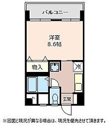 鴻巣駅前ビル[301号室]の間取り