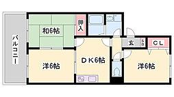 妻鹿駅 4.5万円