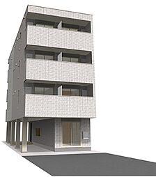 ラフィネ横浜[203号室号室]の外観