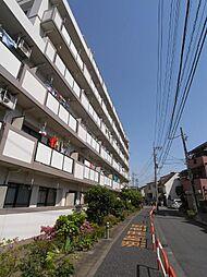 ソレイユ久保[4階]の外観