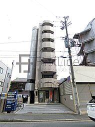 京都府京都市上京区日暮通丸太町上る西入西院町の賃貸マンションの外観