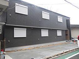 大阪府和泉市唐国町3丁目の賃貸アパートの外観