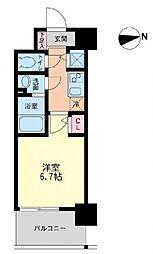 サンセリテ至誠会松崎町[2階]の間取り