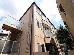リーフマンション[2階]の外観