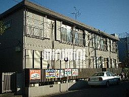 シティハイムクワバラ[1階]の外観