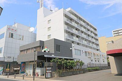外観,1K,面積25.6m2,賃料3.6万円,JR常磐線 水戸駅 徒歩15分,,茨城県水戸市大町