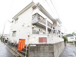 第2野田ハイツ[1階]の外観