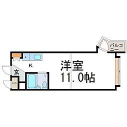 Collection塚口本町[2階]の間取り