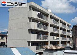 コーポ西栄[1階]の外観
