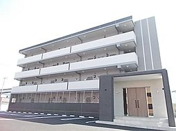 静岡県富士市米之宮町の賃貸マンションの外観