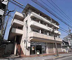 京都府京都市北区紫野泉堂町の賃貸マンションの外観