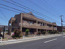 兵庫県神戸市西区玉津町高津橋の賃貸マンションの外観