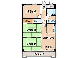 黄檗駅 6.3万円