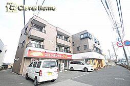 東京都町田市木曽町の賃貸マンションの外観