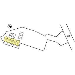仮)D-room鞍手[1階]の外観