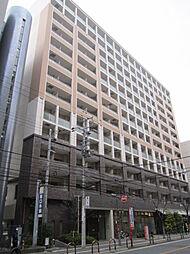 パークフラッツ江坂(旧ハビテ江坂)[0203号室]の外観