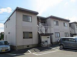 ハイツ桜橋A棟[101号室]の外観