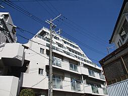 兵庫県神戸市長田区丸山町4丁目の賃貸マンションの外観
