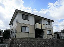 福岡県北九州市八幡西区本城東2の賃貸アパートの外観