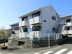 神奈川県横浜市泉区緑園1丁目の賃貸アパートの外観