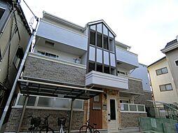 KTIレジデンス総持寺[3階]の外観
