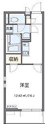 埼玉県さいたま市緑区美園3丁目の賃貸マンションの間取り