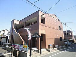 愛知県海部郡大治町大字東條字砂島の賃貸アパートの外観