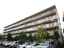 ライオンズマンション習志野2号棟[1階]の外観