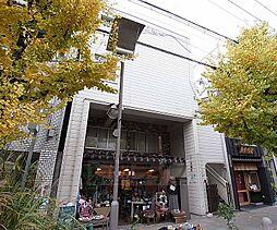 京都府京都市中京区久遠院前町の賃貸マンションの外観