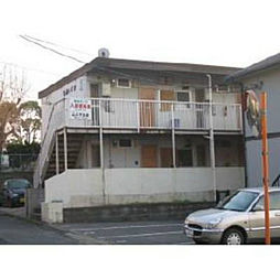 福岡県北九州市八幡西区幸神3丁目の賃貸アパートの外観