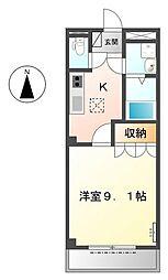 SAKURA[1階]の間取り