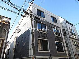 都営大江戸線 西新宿五丁目駅 徒歩10分の賃貸マンション