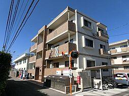 宮崎県宮崎市中西町の賃貸マンションの外観